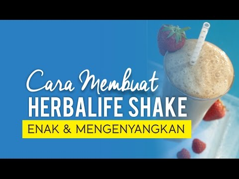 Resep Shake Herbalife
