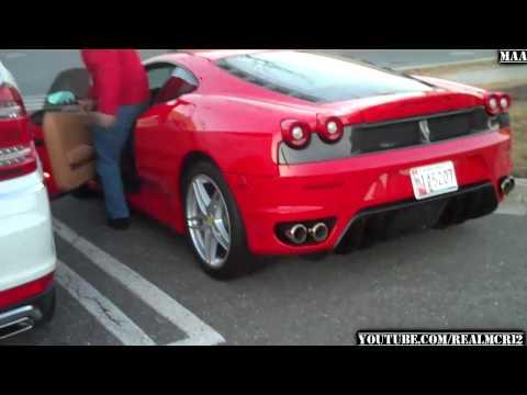 Ferrari F430 F1 Sound!!