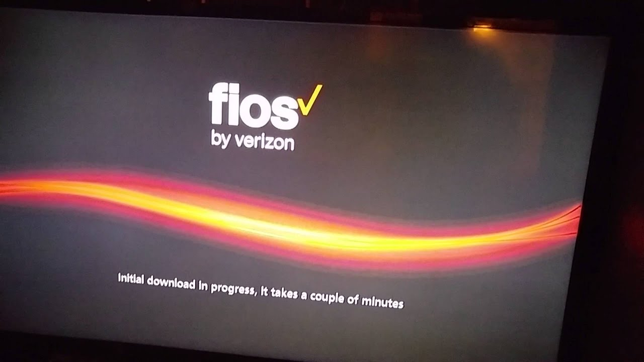 Verizon Fios Freeze and Reboot