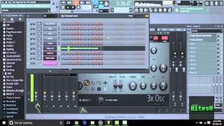 Afrojack/DmitriVegas/NERVO/LikeMike -The Way We See The World FL Studio 12 Remake by HitesH