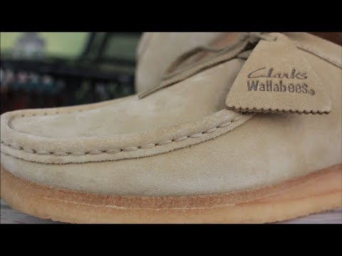Clarks Wallabee Review | Nate Talks A Lot