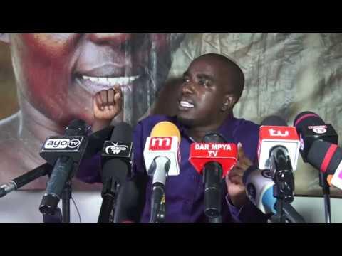 BREAKING: ACT Wazalendo wamjibu Humphrey Polepole, ni kuhusu Trilioni 1.5