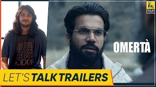 Let's Talk Trailers   Omertà   Kuber Sarup   Film Companion