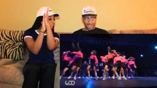 "Couple Reacts : Royal Family ""FRONTROW"" World of Dance 2015 Reaction!!!"