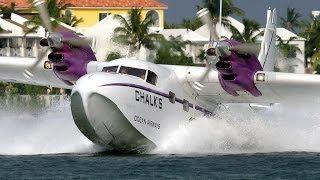 Chalks Ocean Airways Trip to Atlantis - Spring of 2003