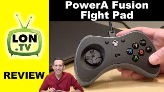 PowerA Fusion Wired Fightpad for Xbox One Review