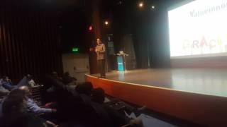 Dr. Masa K. Maeda Conferencia Transformación Digital.
