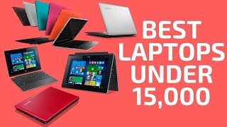 Top 5 best laptops under 15000 june 2019 in hindi in india