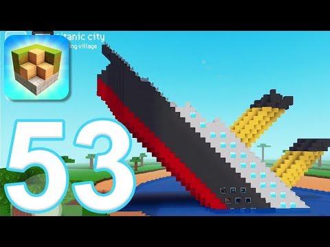 Block Craft 3D: City Building Simulator - Gameplay Walkthrough Part 53 - New Update (iOS)