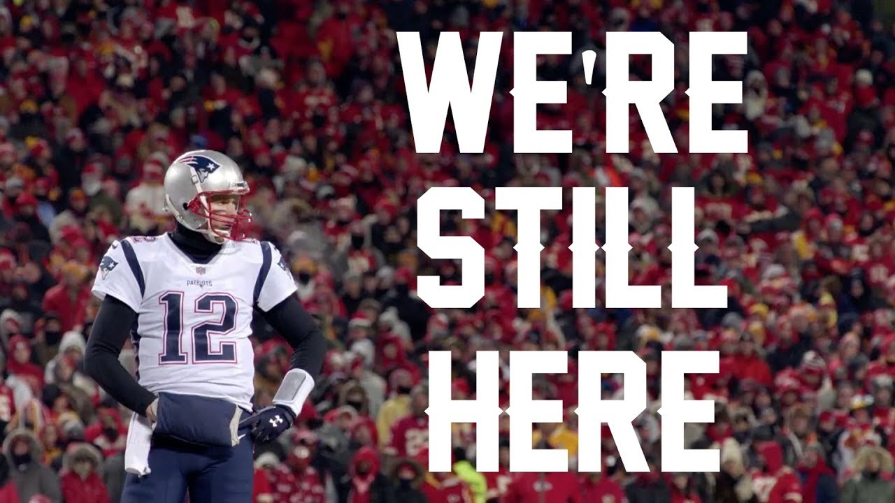 We're Still Here: The Untold 2018 Patriots Underdog Story - YouTube
