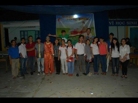 """Chương trình """"Vui hội Trăng Rằm"""" ở Diên Tân"""