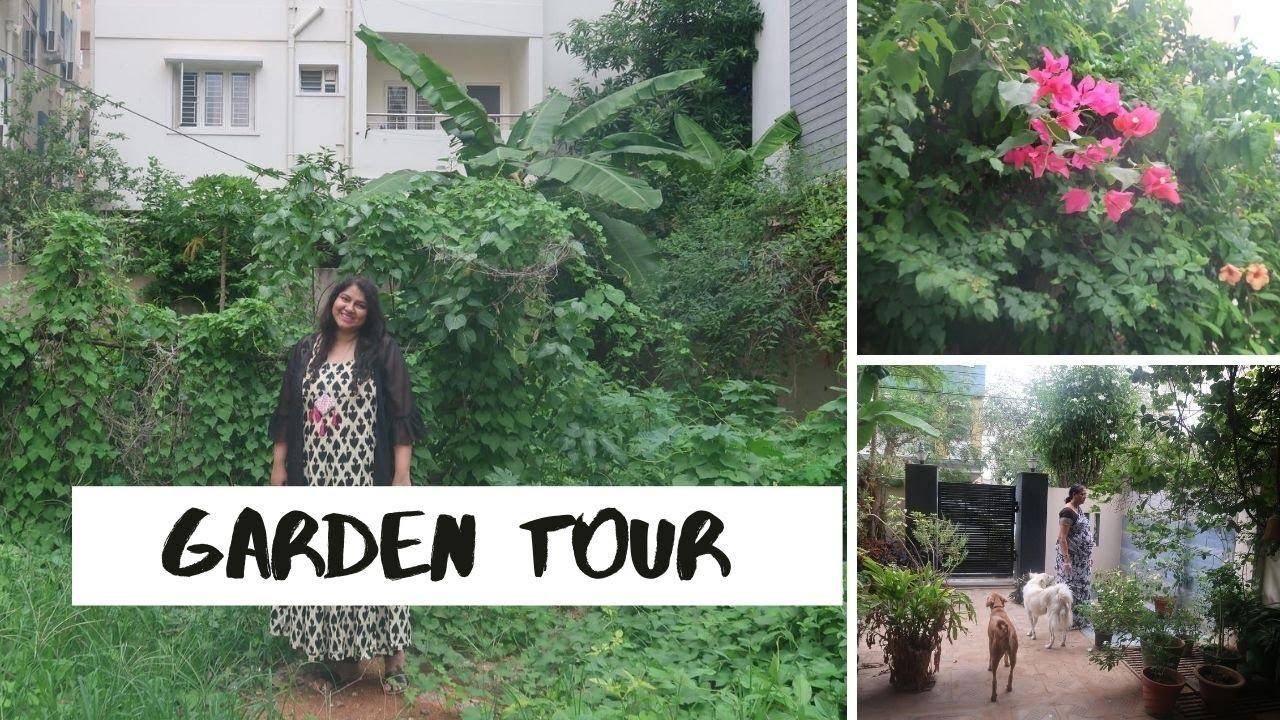 Garden Tour - Home Garden Ideas | Priyanka Boppana
