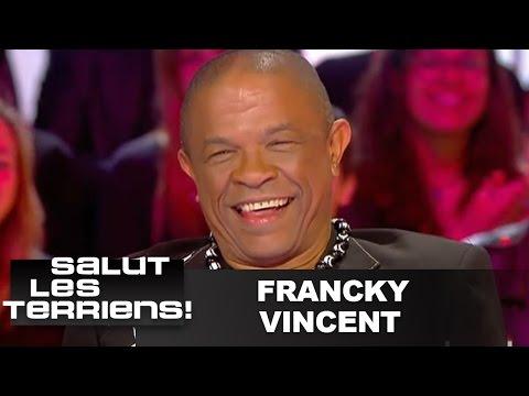 """Francky Vincent """"J'étais encore puceau à 19 ans!"""" - SALUT LES TERRIENS - 18/03/2017"""