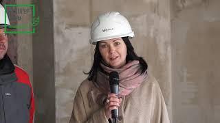 динамика строительства ЖК Селигер Сити за сентябрь 2019 г