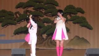 リンゴ娘(リンゴミュージック)桜まつりライブ 前説 2017/05/05 10:25 ...