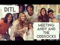 SHE WAS STARSTRUCK! MEETING ANDY AND THE ODDSOCKS | DITL