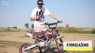 Zawodnik SuperMoto o Pit Bike MRF 140hq | opinie wady zalety MRF 140HQ TEST