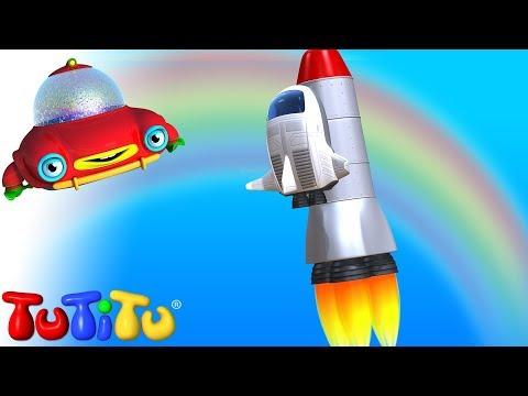TuTiTu Toys | Spaceship