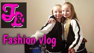 Fashion vlog