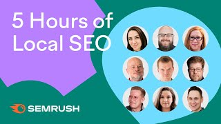 5 Hours of Local SEO & Google My Business Insight
