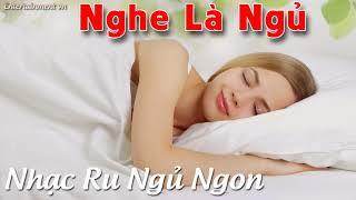 Nhạc Ru Ngủ – Nhạc Không Lời Nhẹ, Nhạc Thư Giãn Dễ Ngủ Sâu Hay Nhất – Sóng Não Êm Dịu Nhẹ Nhàng