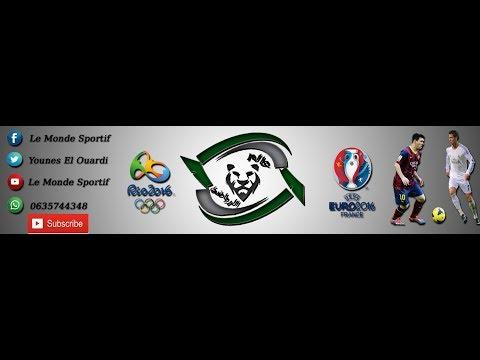 عالم الرياضة le monde sportif البث المباشر لمباراة برشلونة الإسباني و يوفنتوس الإيطالي