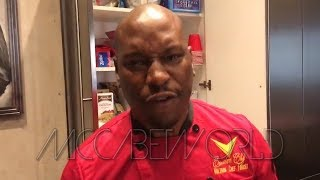"TYRESE IS GOING CRAZY!!! I´M BROKE ""Will Smith where is my money!?"" #MustSee"
