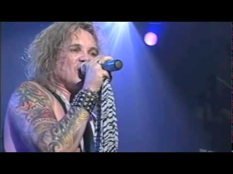 Steel panther 2009 Tokyo Full Gig TV  broadcast - Enhanced Audio & Video