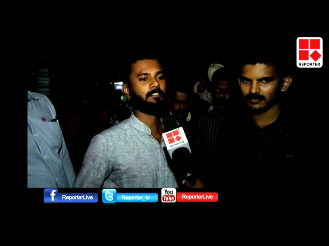Police Attack on Women and her 3 Son in Calicut Police Station