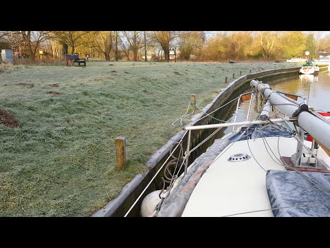 2016 Norfolk Broads Winter/Spring Boating Continues - (Sailing High Seas) Ep. 44