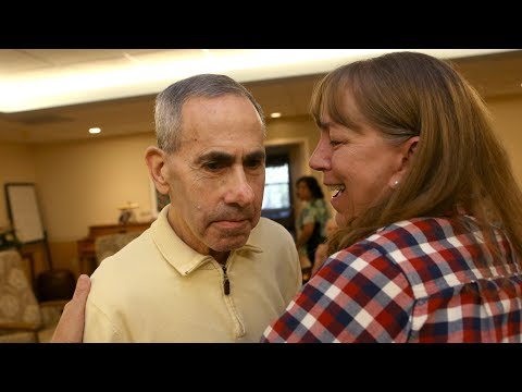 Family of Alzheimer's patient faces difficult dilemma