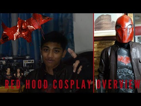 Red Hood Cosplay Overview