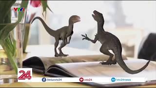 Sách điện ảnh tương tác đầu tiên tại Việt Nam - Tin Tức VTV24