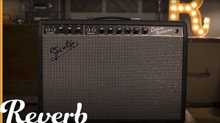 Fender '65 Deluxe Reverb Amplifier | Reverb Demo Video