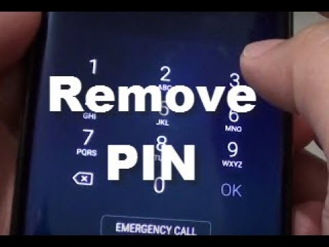 Samsung Galaxy S8: How to Remove Forgotten PIN / Password on Lock Screen