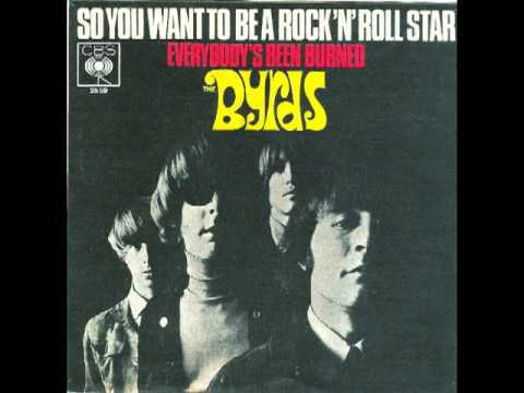 Клип The Byrds - So You Want to Be a Rock 'N' Roll Star