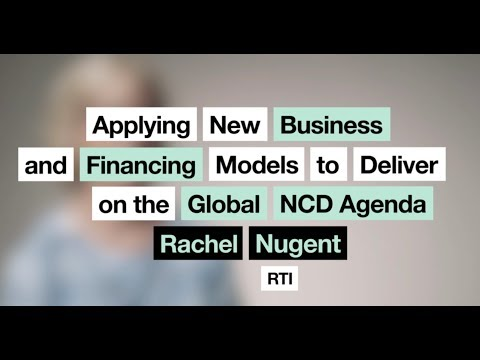 Rachel Nugent | Applying Business and Financing Models