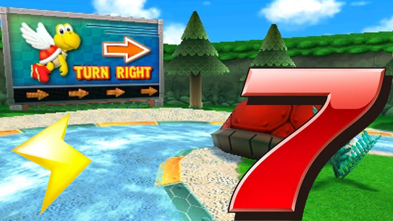 wii koopa cape mario kart 7 track in depth guide and analysis youtube. Black Bedroom Furniture Sets. Home Design Ideas