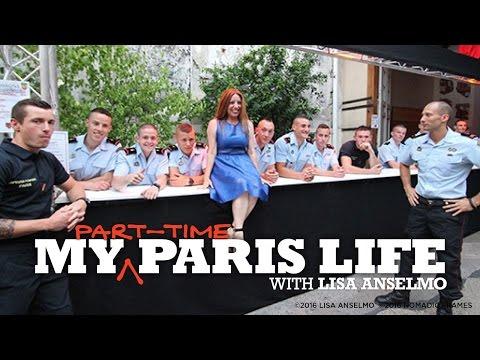 My (Part-Time) Paris Life: Bal des Pompiers Paris