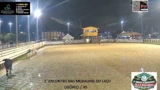 1º ENCONTRO DAS MURALHAS DO LAÇO   OSÓR O  RS