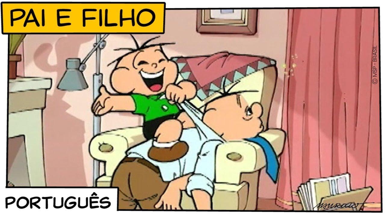 fbc15a2f5a9f57 Pai e Filho | Turma da Mônica