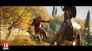ASSASSIN CREED ODYSSEY TRAILER