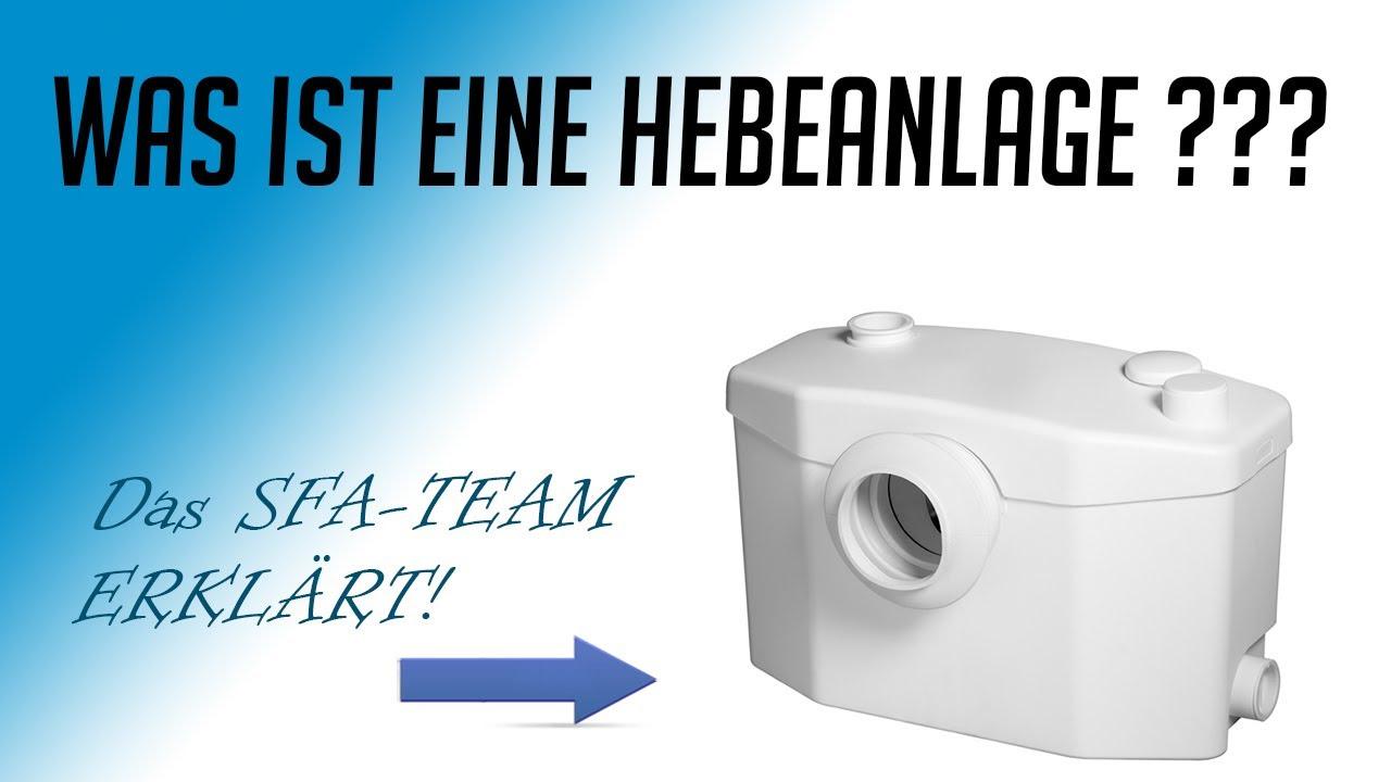 Hebeanlage wc für toilette & abwasser im keller ▷ vergleich