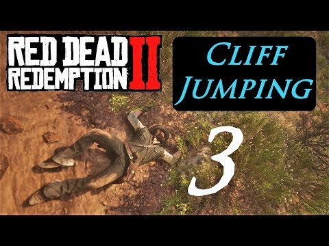 Cliff Jumping 3 (Ragdoll Showcase) - Red Dead Redemption 2 thumbnail
