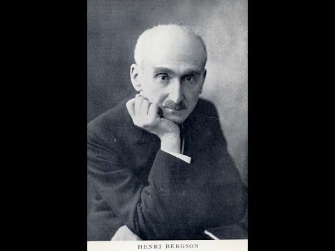 Henri Bergson: Effect of Memory on Perception