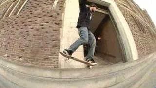 02. Chewy Cannon - Adidas Diagonal