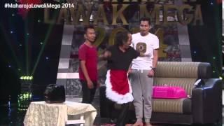 Sorotan Maharaja Lawak Mega 2014 - Minggu 8