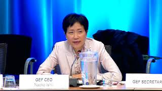 56th GEF Council Day 1 - CSO Session - June 10, 2019 AM Session - Part 1