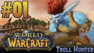 World of Warcraft: Warlords of Draenor Lvl 1-100 Gameplay | Part 1: Starting Out