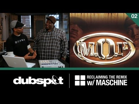Reclaiming the Remix w/ Maschine Ep 2: M.O.P 'Ante Up' w/ D/R Period